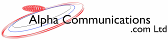 Alpha Communications Website